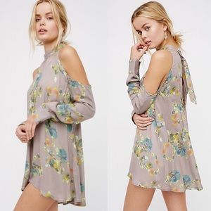 free People Kaleidoscope dreams Cold Shoulder